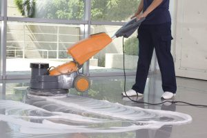 Corridors Cleaning Services
