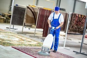 Carpet Cleaning Processes
