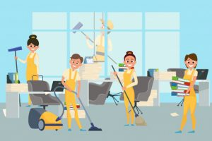 Reliable Office Cleaning Sydney Company